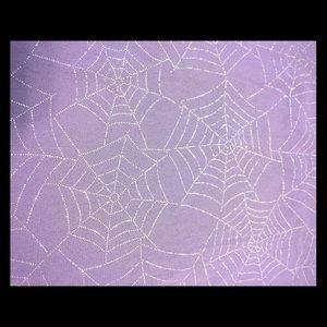 Spiderweb stretch skirt